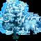 Lightning Cloud Tree-icon