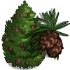Red Pine Tree-icon