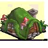 Spring Gnome House-icon