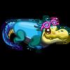 Swim Team Crocodile-icon