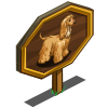 Afghan Hound Mastery Sign-icon