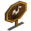Dole Horse Mastery Sign-icon