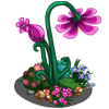 Flower Lamp Post-icon
