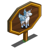 Mini Pegacorn Mastery Sign-icon
