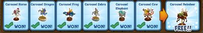 Mystery Game 129 Rewards Revealed