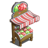 Parasol (crop) Stall-icon