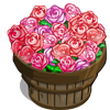 Retro Rose Bushel-icon