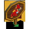 Amusement Park Dragon Mastery Sign-icon
