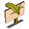 Australian Wheat Mastery Sign-icon