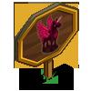 Black Cherry Pegacorn Mastery Sign-icon