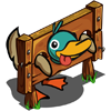 Duck in Stocks-icon