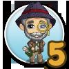 Fields of El Dorado Chapter 1 Quest 5-icon