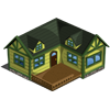 Green Farm House-icon