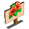 Red Poppy Mastery Sign-icon