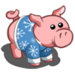 Ugly Sweater Pig-icon