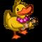 Ukulele Duck-icon