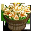 White Saffron Bushel-icon