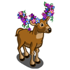 Flower Antler Buck-icon