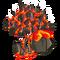 Lava Stone Tree-icon