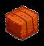 Orange Hay Bale-icon