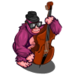 Pink Gorilla Bass-icon