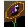 Purple Disco Sheep Mastery Sign-icon