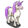Purple Unicorn-icon