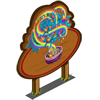 Rainbow Chili Bonsai II Mastery Sign-icon