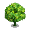 Summer Green Tree-icon