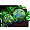 Watermelon Earth-icon