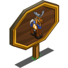 Blue Samurai Foal Mastery Sign-icon