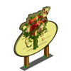 Fall Bouquet Tree Mastery Sign-icon