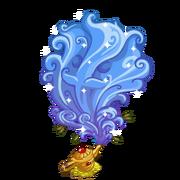 Genie Lamp Tree-icon