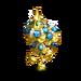 Opal Brooch Tree-icon