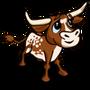Western Longhorn Calf-icon