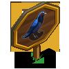 Asian Fairy Bluebird Mastery Sign-icon