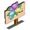 Butterscotch Blossom Mastery Sign-icon