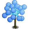 Ping-Pong Sponge Tree-icon