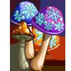 Snowflake Mushroom-icon
