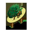 Walnut Tree Mastery Sign-icon
