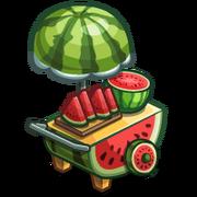 Watermelon Cart-icon