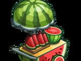 Watermelon Cart