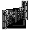 Black Iron Fence 2-icon
