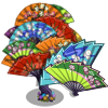 Giant Hand Fan Tree-icon