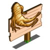 Ginseng Mastery Sign-icon