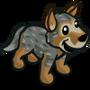 Gray Heeler Puppy-icon