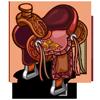 Leather Saddle-icon