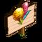 Maracas Flowers Mastery Sign-icon