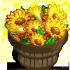 Radiant Sunflower Bushel-icon