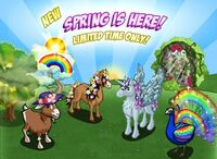 Spring Event (2013) Loading Screen